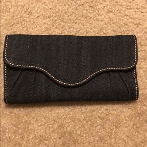 Thirty one denim wallet